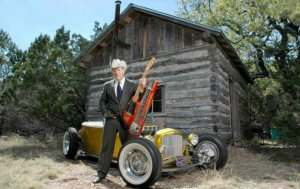 Junior Brown presented by The Ark
