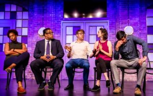 The Second City, The Imperfect Union tour, presented by The Ark