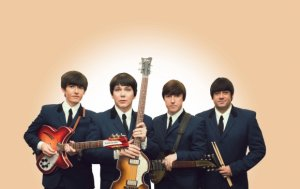 The Mersey Beatles presented by The Ark