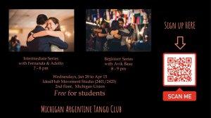 FREE Beginner Tango Classes