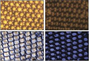 Crystalline structures pc: NASA David Weitz