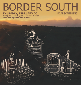 Border South poster