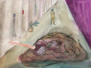 CREES Pop-Up Exhibit. Brodsky on the Horizon