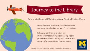 Journey to the Library!