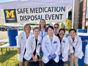 Safe Medication Disposal Event