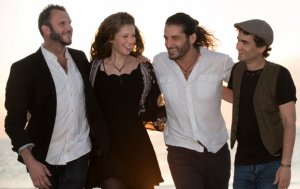 The Adam Ezra Group presented by The Ark