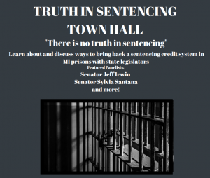 Truth in Sentencing Townhall