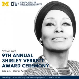 Shirley Verrett Invite