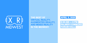 The XR Midwest Conference 2020 highlights augmented, virtual, and mixed reality innovators in the Midwest