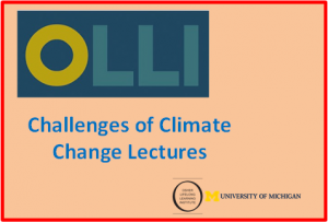 Climate Change Lectures