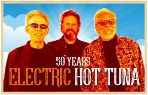 Electric Hot Tuna presented by The Ark