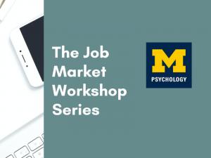 The Job Market Workshop Series Title Image
