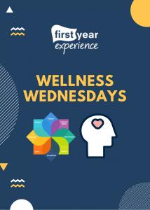 Wellness Wednesdays Flyer