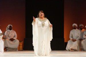 Farida and the Iraqi Maqam Ensemble