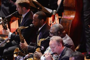 Latin Big Band Holidays: Jazz at Lincoln Center Orchestra with Rubén Blades