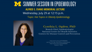 Cynthia Ogden Flyer for Evans Lecture