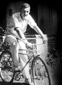 Raoul Wallenberg as a student