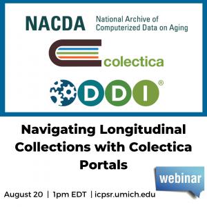 NACDA ICPSR webinar August 2020