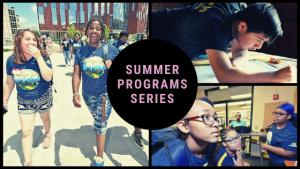 Summer Programs Series