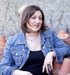 Aviya Kushner Portrait: Photo credit: Danielle Aquiline