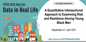 A Quantitative Intersectional Approach to Examining Risk and Resilience Among Young Black Men