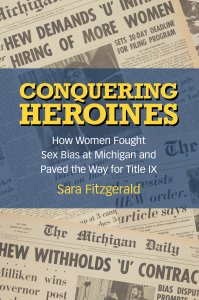 "Cover of ""Conquering Heroines"""