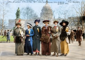 """""""Suffrage Paraders"""""""