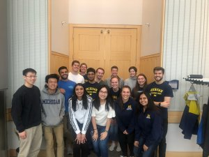 Engineering Honors Students