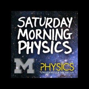 Saturday Morning Physics Logo