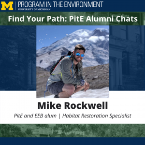 PitE Alumni - Mike Rockwell