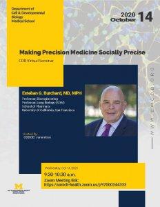 Making Precision Medicine Socially Precise - Esteban G. Burchard, MD, MPH;