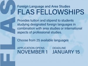 FLAS Info Session