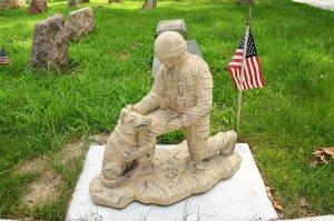 War Dog Memorial - Michigan