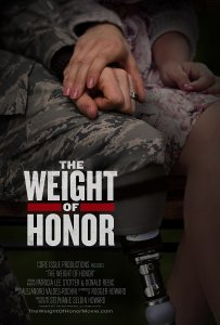 Weight of Honor Movie Poster