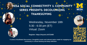 Social Connectivity & Community Series