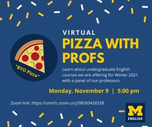 Pizza w Profs 2020