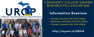 CCSFP Info Sessions