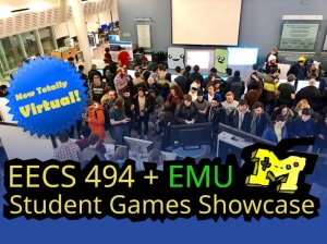 EECS 494 Virtual Showcase