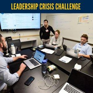 Graduate Leadership Crisis Challenge