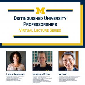 Distinguished University Professorship Lecture Series
