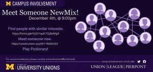 UMix: Meet Someone New Mix