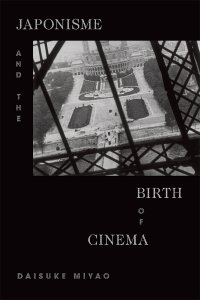 CJS Lecture Series | Japonisme and the Birth of Cinema (Book Talk)