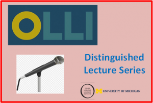 Distinguished lecture