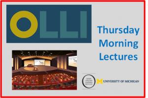 Thursday lectures