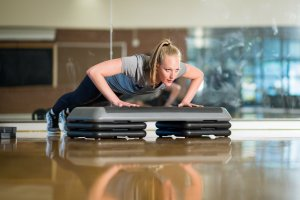 Metabolic Circuit is based on fun strength and cardio drills.