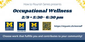How to Flourish - Occupational Wellness