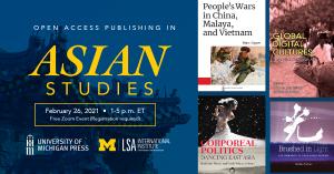 Open Access Publishing in Asian Studies