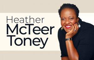 Heather McTeer Toney