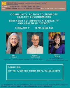 Feb 9 Air Quality & Health in Detroit