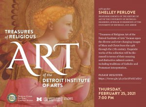 Treasures of Religious Art at the Detroit Institute of Arts